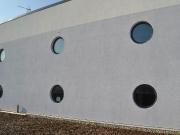 Circular Aluminium Window-06