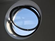 Circular Aluminium Pivot Window-04