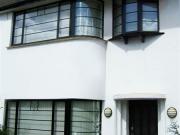 Aluminium window-curved-on-plan-03