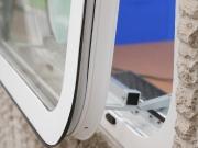 Aluminium window-radius-corner top-hung-01