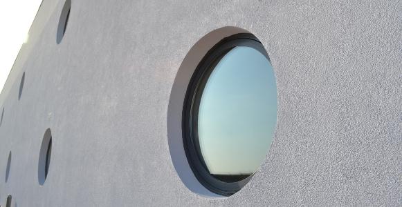Round Aluminium Windows
