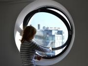 Circular Aluminium Pivot Window-03